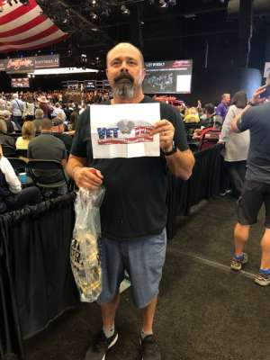 Lauren attended 49th Annual Barrett-jackson Auction Company - Scottsdale 2020 - Friday on Jan 17th 2020 via VetTix