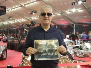 ANTHONY attended 49th Annual Barrett-jackson Auction Company - Scottsdale 2020 - Friday on Jan 17th 2020 via VetTix