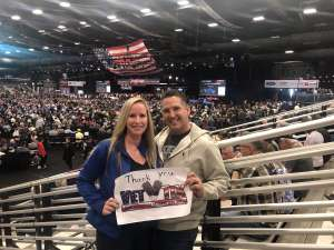 Joseph attended 49th Annual Barrett-jackson Auction Company - Scottsdale 2020 - Friday on Jan 17th 2020 via VetTix