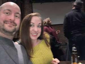 Brian attended Arlington Improv on Jan 16th 2020 via VetTix