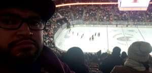 Jonathan attended Anaheim Ducks vs. Nashville Predators - NHL on Jan 5th 2020 via VetTix