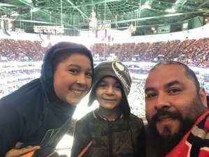 Roland attended Anaheim Ducks vs. Nashville Predators - NHL on Jan 5th 2020 via VetTix