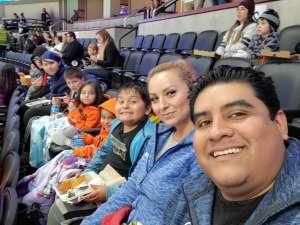 Guillermo attended Anaheim Ducks vs. Nashville Predators - NHL on Jan 5th 2020 via VetTix