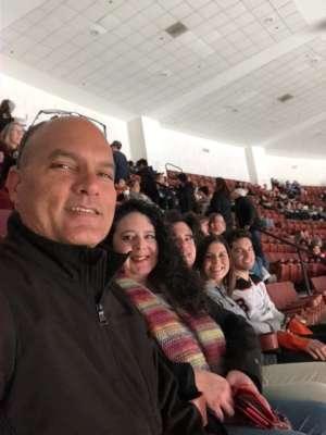 Paul attended Anaheim Ducks vs. Nashville Predators - NHL on Jan 5th 2020 via VetTix