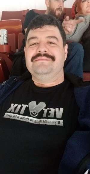 Duvier attended Anaheim Ducks vs. Nashville Predators - NHL on Jan 5th 2020 via VetTix