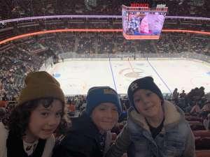 Rudy attended Anaheim Ducks vs. Nashville Predators - NHL on Jan 5th 2020 via VetTix
