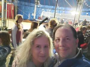 Thomas attended Zoppe - an Italian Family Circus on Jan 2nd 2020 via VetTix