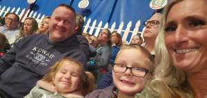 Geoff P. attended Zoppe - an Italian Family Circus on Jan 2nd 2020 via VetTix