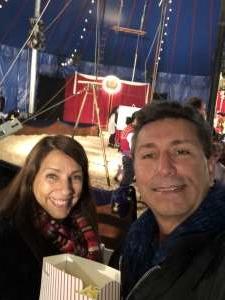 "Carmelo ""Melo"" Perez attended Zoppe - an Italian Family Circus on Jan 2nd 2020 via VetTix"