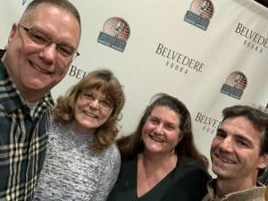 Joseph attended Dayton Funny Bone on Jan 12th 2020 via VetTix