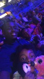 Antonio attended Jurassic World Live Tour on Jan 9th 2020 via VetTix