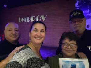 Click To Read More Feedback from Tempe Improv