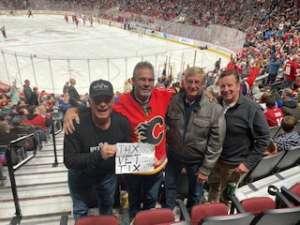 Loren attended Arizona Coyotes vs. San Jose Sharks - NHL on Jan 14th 2020 via VetTix