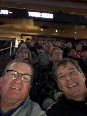 Kevin attended Arizona Coyotes vs. San Jose Sharks - NHL on Jan 14th 2020 via VetTix
