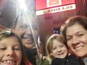 Daniel attended Arizona Coyotes vs. San Jose Sharks - NHL on Jan 14th 2020 via VetTix
