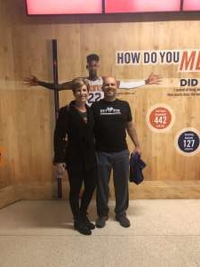 Richard attended Phoenix Suns vs. Sacramento Kings - NBA on Jan 7th 2020 via VetTix