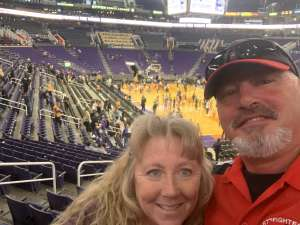Gary Mason attended Phoenix Suns vs. Sacramento Kings - NBA on Jan 7th 2020 via VetTix