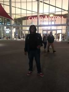 JAY attended Phoenix Suns vs. Sacramento Kings - NBA on Jan 7th 2020 via VetTix