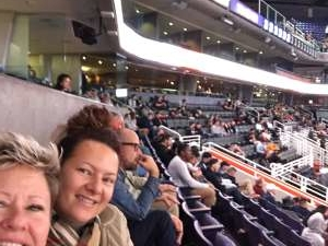 Gerald attended Phoenix Suns vs. Sacramento Kings - NBA on Jan 7th 2020 via VetTix