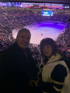 Ralph attended New York Islanders vs. Colorado Avalanche - NHL on Jan 6th 2020 via VetTix