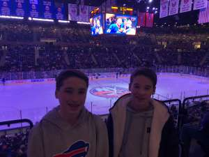 Craig attended New York Islanders vs. Colorado Avalanche - NHL on Jan 6th 2020 via VetTix