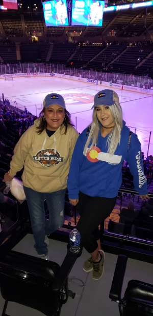 Richard attended New York Islanders vs. Colorado Avalanche - NHL on Jan 6th 2020 via VetTix