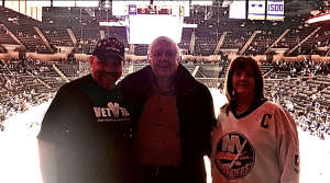 Darrell attended New York Islanders vs. Colorado Avalanche - NHL on Jan 6th 2020 via VetTix