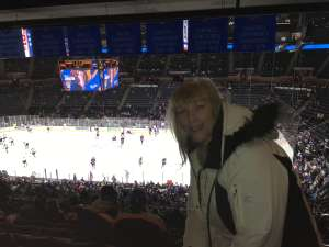 John attended New York Islanders vs. Colorado Avalanche - NHL on Jan 6th 2020 via VetTix
