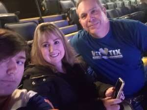 Todd attended New York Islanders vs. Colorado Avalanche - NHL on Jan 6th 2020 via VetTix