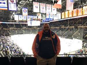 Carlo attended New York Islanders vs. Colorado Avalanche - NHL on Jan 6th 2020 via VetTix