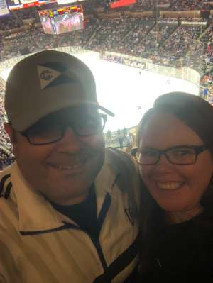 Brian attended New York Islanders vs. Colorado Avalanche - NHL on Jan 6th 2020 via VetTix