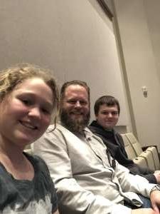 Anthony attended Richmond Symphony: Mozart & Bruckner in Glen Allen on Jan 12th 2020 via VetTix