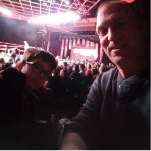 Robert attended IMPACT Wrestling - TV Taping on Feb 8th 2020 via VetTix