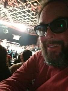 Scott attended IMPACT Wrestling - TV Taping on Feb 8th 2020 via VetTix