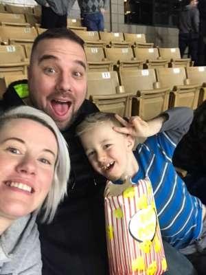 Darryl attended Worcester Railers vs Reading Royals - ECHL on Jan 12th 2020 via VetTix