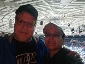 Yolanda attended Notre Dame Fighting Irish vs. Syracuse - NCAA Women's Basketball on Feb 23rd 2020 via VetTix
