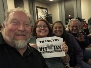 Laurence attended George Thorogood & the Destroyers on Jan 10th 2020 via VetTix