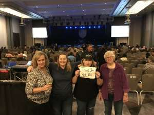 Rachael attended George Thorogood & the Destroyers on Jan 10th 2020 via VetTix