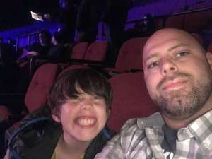 Dustin attended George Thorogood & the Destroyers on Jan 10th 2020 via VetTix