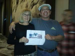 Mark attended George Thorogood & the Destroyers on Jan 10th 2020 via VetTix
