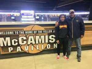 David attended Georgia Tech Yellow Jackets vs. Duke - NCAA Men's Basketball on Jan 8th 2020 via VetTix
