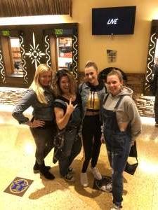 Eldon attended 90's House Party feat. Vanilla Ice on Jan 17th 2020 via VetTix