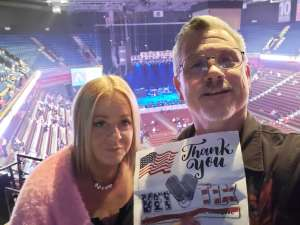 Dean attended 90's House Party feat. Vanilla Ice on Jan 17th 2020 via VetTix