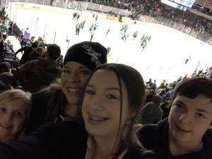 Melissa attended Texas Stars vs Toronto Marlies - AHL on Jan 11th 2020 via VetTix