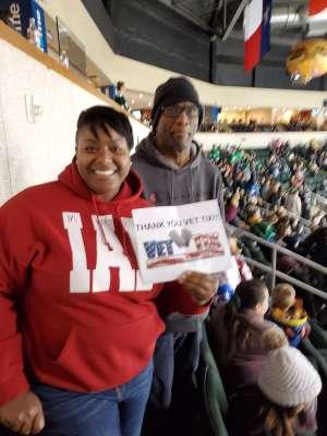 Cathy attended Texas Stars vs Toronto Marlies - AHL on Jan 11th 2020 via VetTix