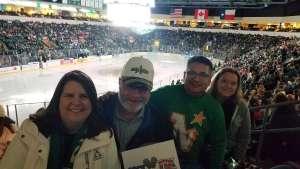 Richard attended Texas Stars vs Toronto Marlies - AHL on Jan 11th 2020 via VetTix