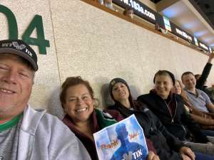 dondi attended Texas Stars vs Toronto Marlies - AHL on Jan 11th 2020 via VetTix