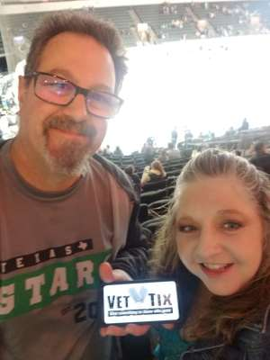 Christopher attended Texas Stars vs Toronto Marlies - AHL on Jan 11th 2020 via VetTix