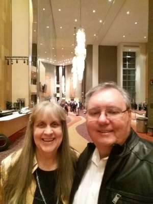 Jay attended Masters of the Musical Theater - Celebrating Lloyd Webber, Bernstein, and More! on Jan 10th 2020 via VetTix