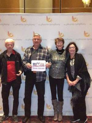 John attended Masters of the Musical Theater - Celebrating Lloyd Webber, Bernstein, and More! on Jan 10th 2020 via VetTix